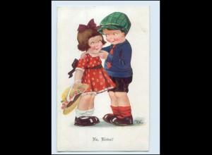 Y3097/ Kinder schöne Künstler AK 1925
