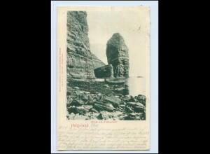 N9912/ Helgoland AK 1906
