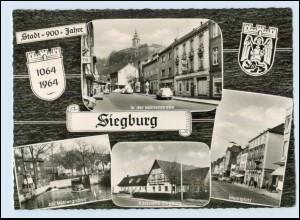 Y3131/ Siegburg 900 Jahre 1064-1964 AK