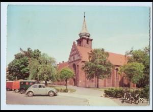 Y3122/ Nyköbing Kirche VW Käfer ca.1965