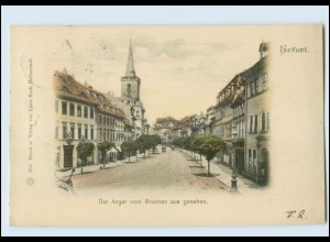 T398-990./ Erfurt Der Anger AK 1899