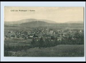 T596-3445/ Waldkappel Hessen AK ca.1920