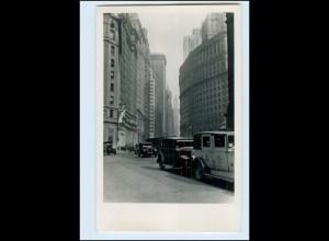 DP330/ New York Autos Foto AK ca.1950 USA
