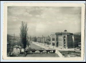 Y3483/ Bosnien Sarajevo 1955 Foto AK