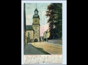 Y3368/ Aschaffenburg Sandtor 1908 AK