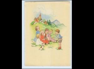 Y3242/ Liesel Lauterborn AK Kinder ca.1940