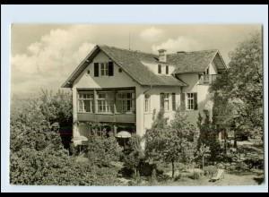 Y3375/ Lindau-Schachen Pension Präger 1960 AK