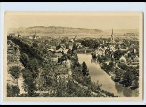 Y3355/ Rottenburg Totalansicht 1935 Foto AK