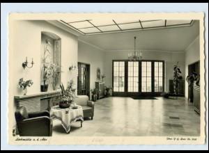 Y3314/ Hotel Weinhaus Lochmühle bei Altenahr Foto AK ca.1938