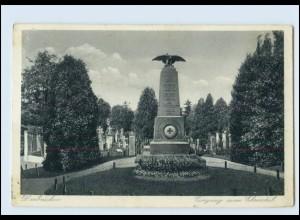 Y3316/ Saarbrücken Eingang zum Ehrental AK 1936