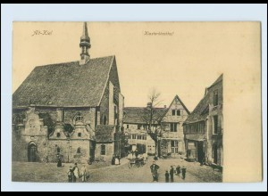 Y3735/ Alt-Kiel Klosterkirchhof AK