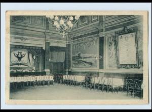Y4073/ Hamburg Altona Clubhaus Inh. Carl Voss 1912 AK
