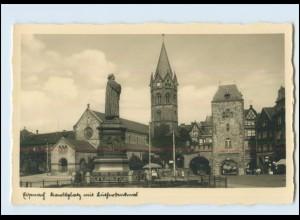 Y3975/ Eisenach Lutherdenkmal Foto AK ca.1935