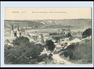 Y4069/ Eichstätt Blick v. Adamsberg auf Stadt und Willibaldsburg AK