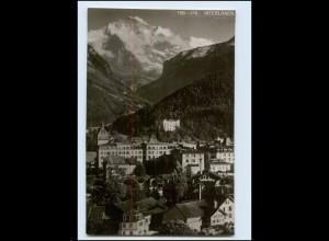 Y3963/ Interlaken Foto AK ca.1910 Schweiz
