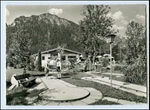 Y4108/ Minigolf in Schönau bei Berchtesgaden AK