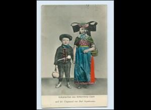 T1839/ Trachten aus Schaumburg-Lippe Kinder ca.1910
