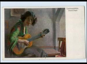 Y4285/ Musik Lautenspielerin Johanna Engel AK