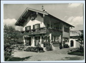 Y4151/ Ruhpolding Haus Fiedler AK
