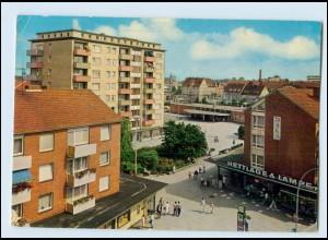Y4233/ Elmshorn Holstenplatz und Bahnhof AK