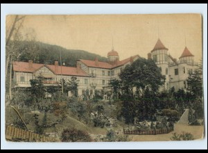 T1906/ The Tor Hotel Kobe Japan AK ca.1910