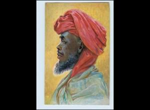 Y4387/ Kolonialkriegerdank Araber aus Ostafrika Kolonien AK ca.1915