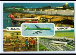 Y4417/ Shannon Airport Flughafen Irland AK