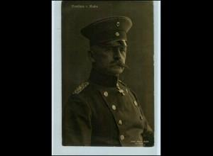 T2446/ Exzellenz v. Mudra Wohlfahrts-Karte AK 1915 1. Weltkrieg