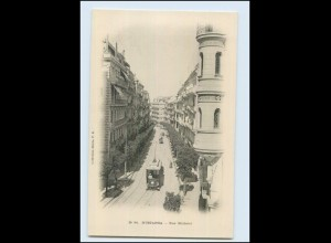 T2468/ Mustapha Rue Michelet Straßenbahn Algerien AK ca. 1900