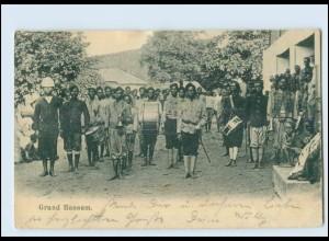 T2675/ Elfenbeinküste Grand Bassam AK 1903