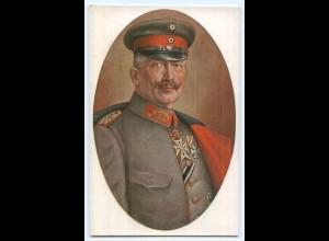 T2742/ Kaiser Wilhelm mit Ehrenzeichen schöne AK ca.1914
