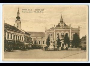 T2770/ Novi Sad Serbien AK ca.1912