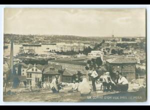 T3190/ Constantinople Türkei Foto AK ca.1910