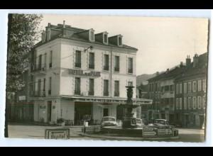 T3174/ Gap Hotel de la Paix Les Alpes AK ca.1955