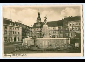 T3451-998./ Eisenach Adolf-H-Platz Foto AK ca.1938