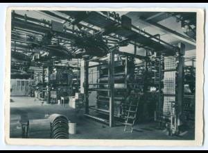 Y4670/ Hamburg Pressehaus Rotationssaal des Hamburger Tageblatt AK ca.1935