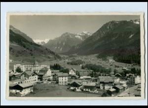 T3886/ Klosters Graubünden Foto AK ca.1935