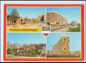 Y5137/ Rostock Lichtenhagen AK Bild und Heimat