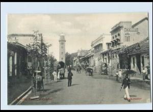 T4154/ Colombo Chatham Street Ceylon AK ca.1910