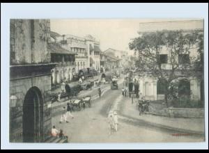 T4155/ Colombo Chatham Street Ceylon AK ca.1910