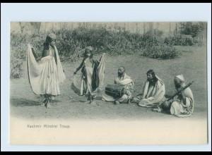 T4168/ Kashmir Minstrel Troup Ak ca.1905