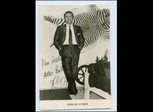 T4192/ Carlos Otero Autogramm Oper 1971