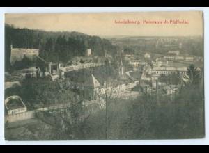 T4422/ Luxemburg Pfaffenthal AK ca.1912
