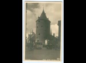 T4536/ Riga Lettland Foto AK ca.1940