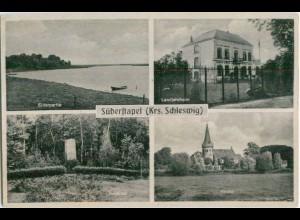 Y5466/ Süderstapel Krs. Schleswig AK 1947