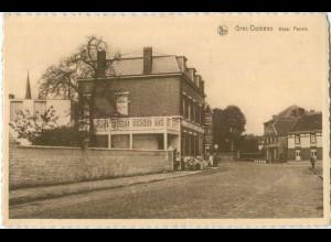 S019/ Grez-Dolceau Hotel Pensis Belgien AK 1940