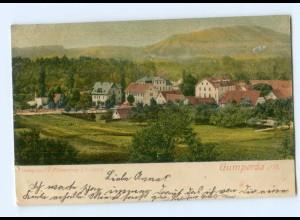 T5067-077./ Gumperda Thüringen AK 1904