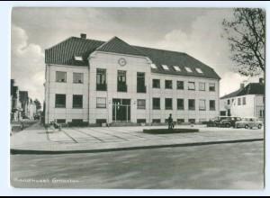T5027/ Raadhuset Graasten Dänemark AK ca.1960