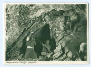 T5008/ Bergwerk in Deutsch-Ostafrika Kolonien AK ca. 1935 Bergbau