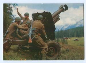 T5420/ Bundeswehr Leichte Gebirgshaubitze 105 mm AK